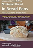 Introduction to Baking No-Knead Bread in Bread Pans (Plus... Guide to Bread Pans): From the kitchen of Artisan Bread with Steve