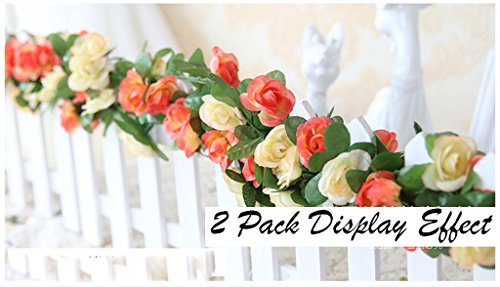 Meiliy-2-Pack-82-FT-Fake-Rose-Vine-Flowers-Plants-Artificial-Flower-Home-Hotel-Office-Wedding-Party-Garden-Craft-Art-Decor