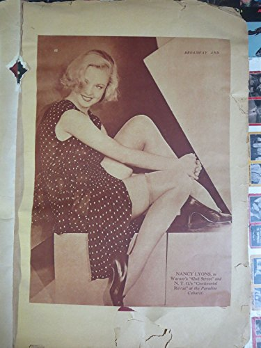 PinUps Scrapbook Vintage Clippings Jazz Age pre code Nudes, Models, Starlets ()
