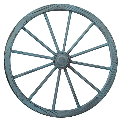Leigh Country TX 93932 Wagon Wheel, 30 Inch,