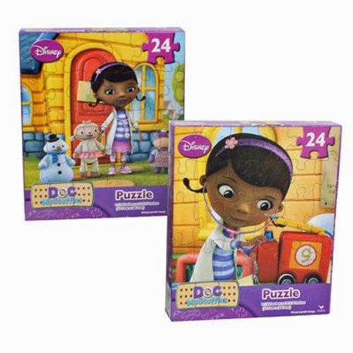 2-Pack Disney Doc McStuffins 24-Piece