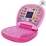 Smiles Creation Smile Creations Educational Laptop with Led Screen, Multi Color