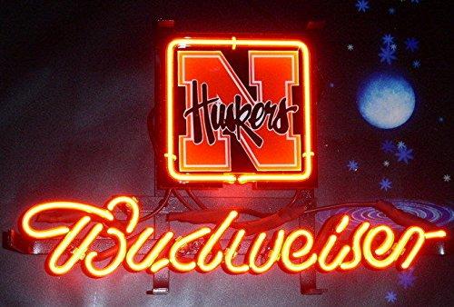 Husker Caveman Signs : Nebraska cornhuskers neon light price compare
