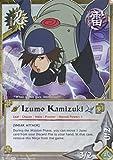 Naruto Card - Izumo Kamizuki 972 - Path of Pain - Common - 1st Edition