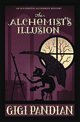 The Alchemist's Illusion (An Accidental Alchemist Mystery Book 4)