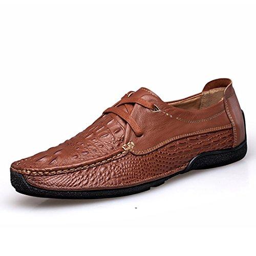 Minitoo LHEU-LH1659, Sneaker Uomo, Marrone (Brown), 40 EU