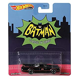 Hot Wheels '66 Batmobile 164 Scale Vehicle