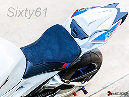 Amazon Com Luimoto Seat Cover For Bmw S1000rr 2015 2018 In Black