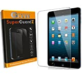 iPad Pro 10.5 Screen Protector Tempered Glass [Anti-Glare Matte], SuperGuardZ, Anti-Fingerprint, Anti-Bubble [Lifetime Replacement]