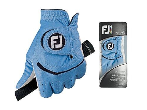 FootJoy Spectrum メンズ ゴルフグローブ 左 (左手用) - ブルー L   B00IICKO80