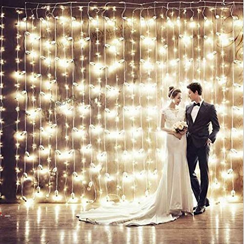 Led Curtain Lights Target in US - 4