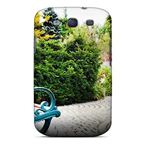 New Style Mwaerke Hard Case Cover For Galaxy S3- Walk In The Park