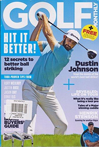 Golf Monthly Magazine - Golf Monthly Magazine January 2018