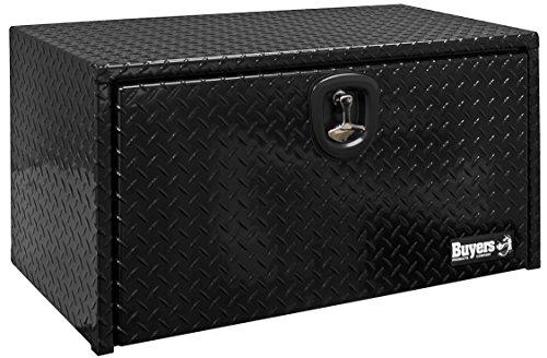 Buyers Products 1725153 Black Powder Coated Aluminium Underbody Truck Box