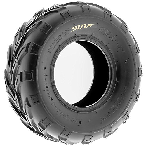 SunF A004 ATV Golf Carts Off-Road Tire 16x7-8, 6 PR, Track & Trail, Tubeless by SunF (Image #8)