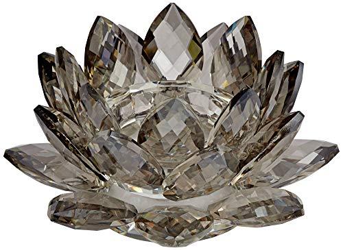 Dahlia Studios Gray Glass 9 1/4