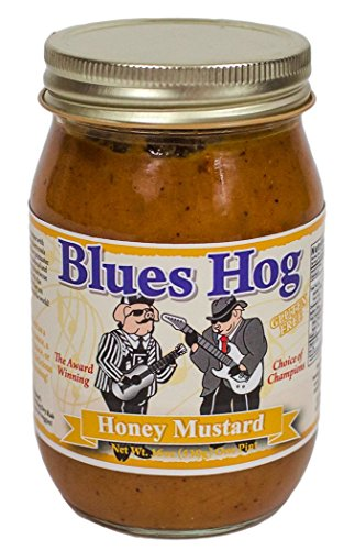 Blues Hog Honey Mustard Sauce )