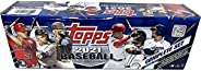 2021 Topps Baseball Complete Sets Retail Edition