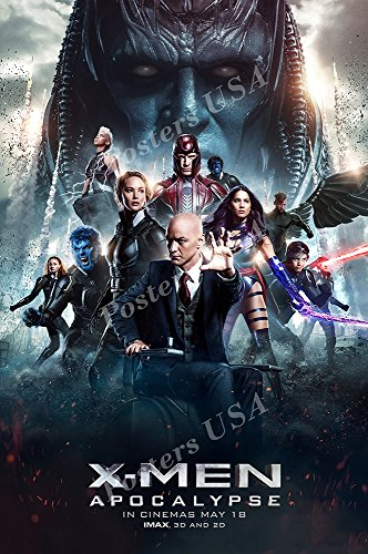 Posters USA - Marvel X-Men Apocalypse Movie Poster GLOSSY FI