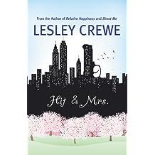 Hit & Mrs. by Lesley Crewe (2010-03-16)