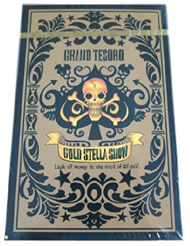 ONE PIECE FILM GOLD Playing Cards
