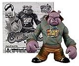 Wizard World Bulldog Dizzle Crittaz Figure - Palisades Party Giveaway
