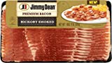 JIMMY DEAN BACON HICKORY SMOKED 16 OZ PACK OF 2