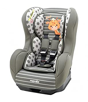 MyCarSit Nania Car Seat for Kids, 0 to 18 kg, Giraffe: Amazon.co.uk