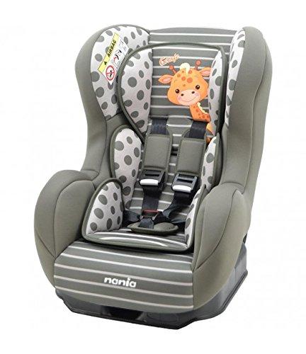 Kinderautositz - gruppen 0+/1 - COSMO - 4 farben - Girafe Mycarsit 088880