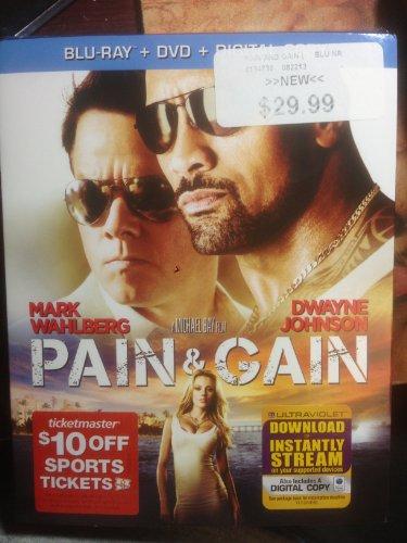 Pain And Gain [Blu-ray]