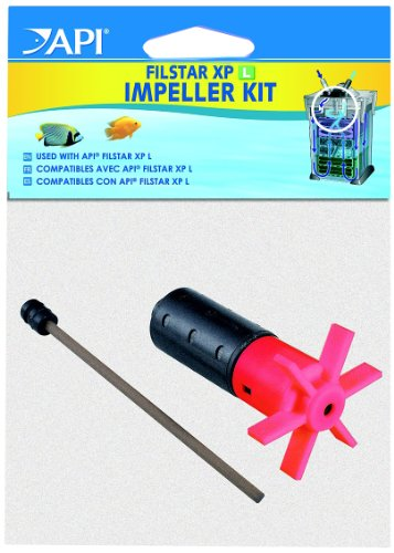 - API FILSTAR XP L IMPELLER KIT Aquarium Canister Filter Spare Part 1-Count