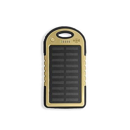 Amazon.com: Cargador solar – Multiuso – Batería portátil ...