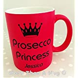 Prosecco Princess Mug - Personalised Gift for any occasion by More than a mug by More than a mug