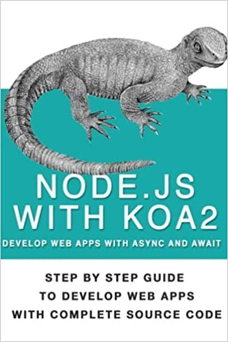 Node Js With Koa 2