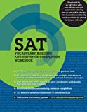 img - for SAT Vocabulary Building and Sentence Completion Workbook book / textbook / text book