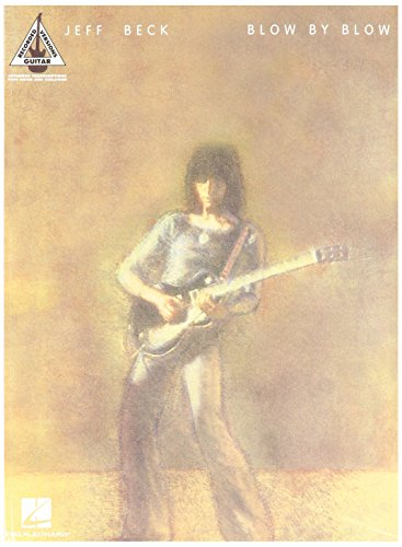 Fender Song Book, Jeff Beck Blow by Blow (Fender Tabs)