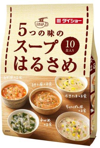 Amazon | 5つの味のスープはるさ...