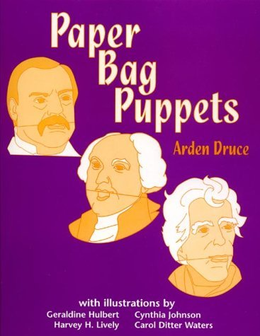 Paper Bag Puppets by Arden Druce - Mall Arden