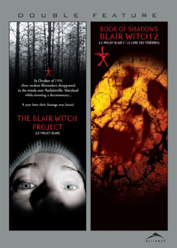 - The Blair Witch Project / Book of Shadows: Blair Witch 2