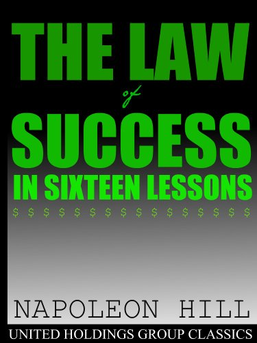 The law of success kindle edition by napoleon hill self help the law of success by hill napoleon fandeluxe Choice Image