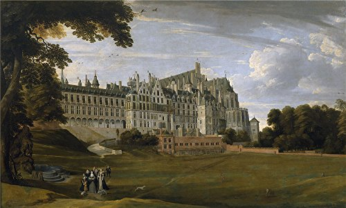Oil Painting 'Brueghel El Joven Jan
