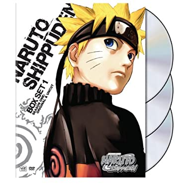 Naruto Shippuden: Set One