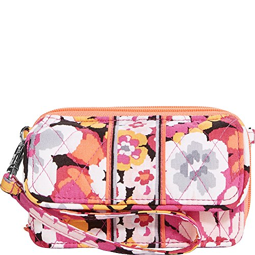 Vera Bradley All In One Crossbody (Pixie Blooms)