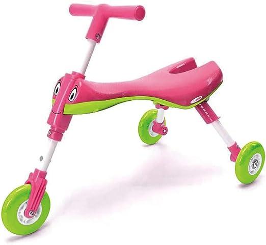 GAOJIN Bicicleta sin Pedales para Niños 1-3 Años Bicicleta ...