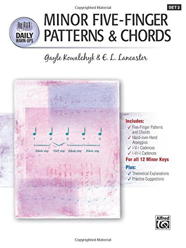 Daily Warm-Ups, Bk 2: Minor Five-Finger Patterns & Chords ()