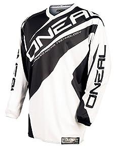 Oneal Element Racewear FR Jersey Trikot lang weiß 2016: Größe: M (48/50)