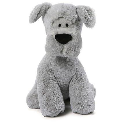 2eb1fb45d11 Amazon.com  Gund Stuffed Animal Large Grey Dog 18 in  Toys   Games
