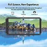 Téléphone Portable Incassable, Blackview BV5500Plus Smartphone Débloqué Antichoc Étanche Pas Cher 4G Android 10, 32Go… 9