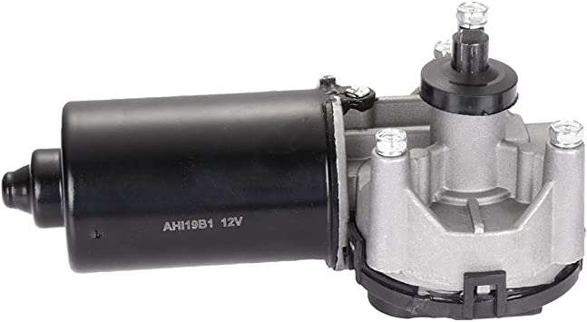 AUTOMUTO Windscreen Wiper Motor Replacement fit for 2004-03 for Ford E-150 E-250 E-350 Front Wiper Motor 2007-01 for Mazda B2300 1996-95 for Mercury Tracer 40-2013,ZZP0-67-350