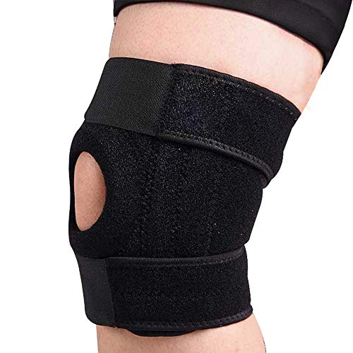 (Knee Brace for Men Women,Refial Breathable Sweat-Absorbent Knee Protection Pad. Suitable for All Sports,Running,Basketball,Volleyball, Mountaineering,Hiking,Soccer (1 PCS))